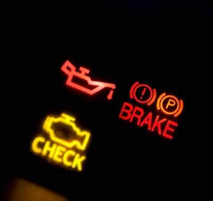 Have your Toyota Check Engine Light fixed at Liberty Toyota in Colorado Springs