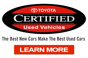 Toyota Certified Pre-Owned >> Certified Pre Owned Toyota Lhm Liberty Toyota Colorado Springs