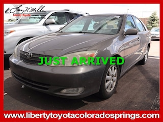 Used 2003 Toyota Camry XLE Car for sale near you in Colorado Springs, CO