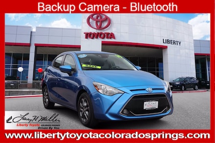 Featured Used 2019 Toyota Yaris LE 4 for sale near you in Colorado Springs, CO