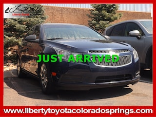 Used 2011 Chevrolet Cruze LS Car for sale near you in Colorado Springs, CO