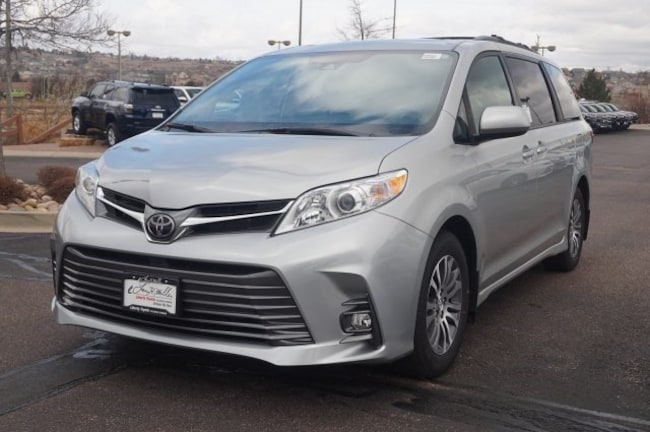 New 2019 Toyota Sienna For Sale At Larry H Miller Liberty