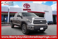 New 2019 Toyota Tundra SR5 5.7L V8 Truck CrewMax for sale near you in Colorado Springs, CO