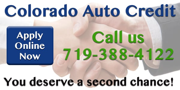 Auto Finance Colorado Springs
