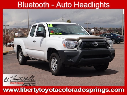 Featured Used 2015 Toyota Tacoma Base Truck for sale near you in Colorado Springs, CO