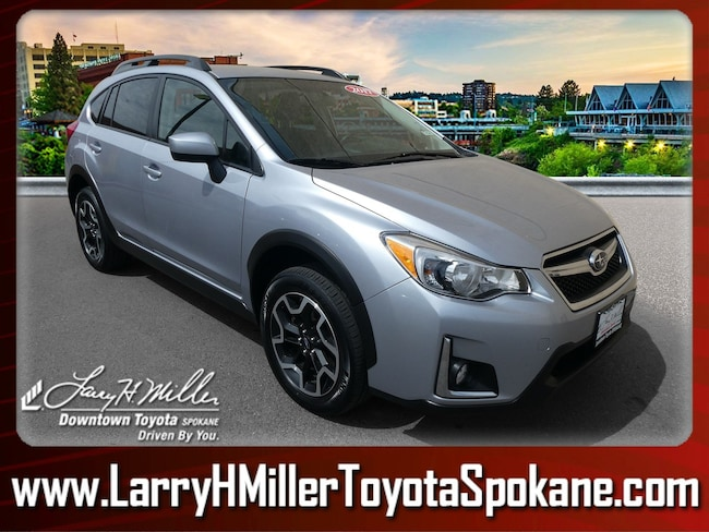Used 2017 Subaru Crosstrek 2.0i Premium SUV JF2GPABC2H8269851 for sale near you in Spokane, WA