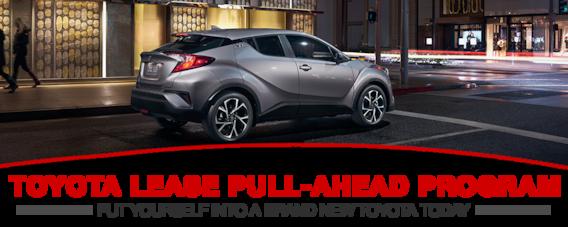 Toyota Lease Pull-Ahead Program | Toyota Dealer in Spokane, WA