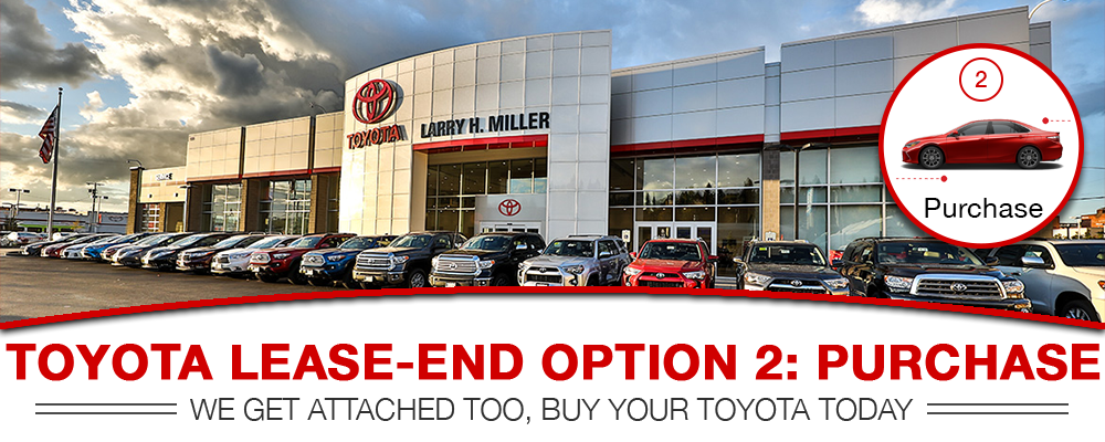 Toyota Lease End Purchase Option