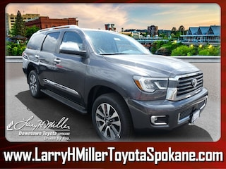 New 2019 Toyota Sequoia Limited SUV for sale near you in Spokane WA