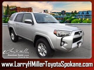 New 2019 Toyota 4Runner SUV for sale near you in Spokane, WA