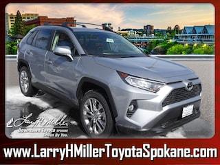 New 2019 Toyota RAV4 XLE Premium SUV for sale near you in Spokane, WA