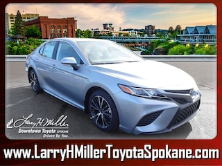 New 2019 Toyota Camry SE Sedan for sale near you in Spokane WA