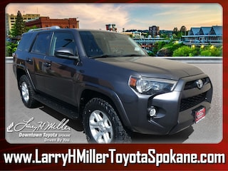 Certified Pre-Owned 2017 Toyota 4Runner SUV JTEBU5JRXH5427123 for sale near you in Spokane, WA