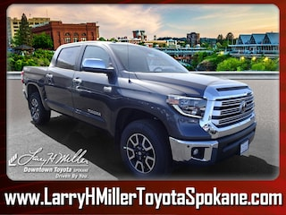 New 2019 Toyota Tundra Limited 5.7L V8 Truck CrewMax for sale near you in Spokane WA