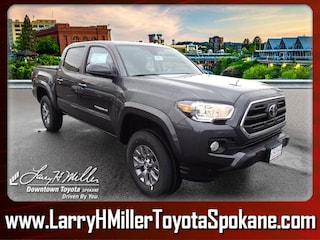 New 2019 Toyota Tacoma SR5 V6 Truck Double Cab for sale near you in Spokane WA