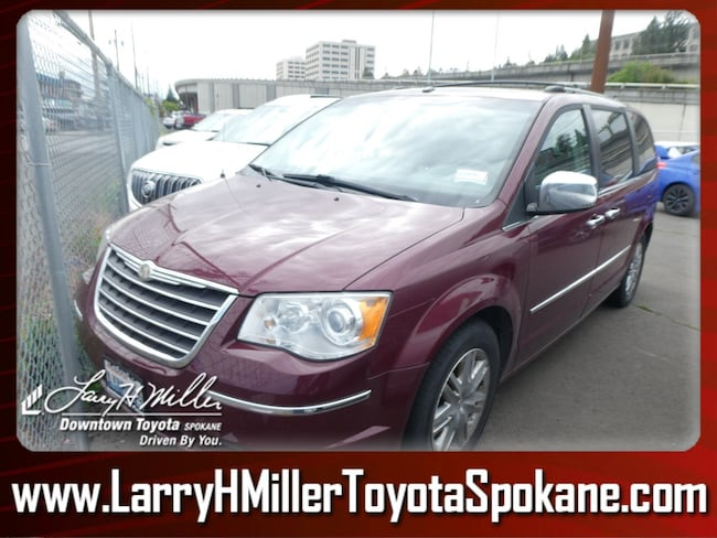 Used 2008 Chrysler Town & Country Limited Van 2A8HR64X18R689415 for sale near you in Spokane, WA