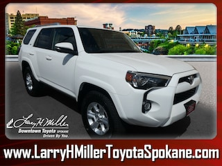 Certified Pre-Owned 2017 Toyota 4Runner SUV JTEBU5JR1H5474878 for sale near you in Spokane, WA