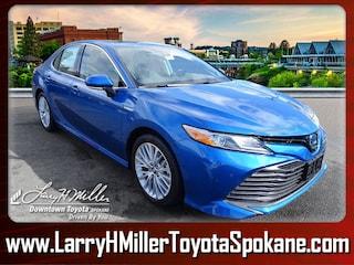 New 2019 Toyota Camry Hybrid XLE Sedan for sale near you in Spokane, WA
