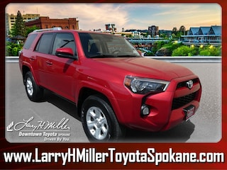 Certified Pre-Owned 2015 Toyota 4Runner SUV JTEBU5JR2F5252282 for sale near you in Spokane, WA