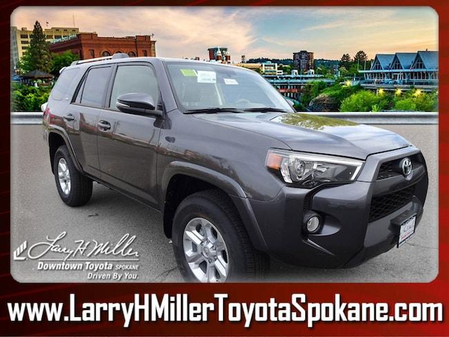New 2019 Toyota 4Runner SR5 Premium SUV for sale near you in Spokane, WA
