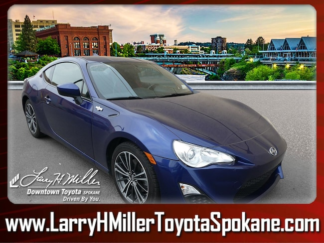 Used 2016 Scion FR-S Coupe JF1ZNAA18G9704612 for sale near you in Spokane, WA
