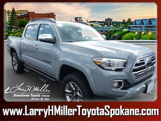New 2019 Toyota Tacoma Limited V6 Truck Double Cab for sale near you in Spokane WA