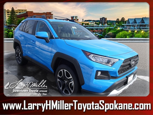 New 2019 Toyota RAV4 Adventure SUV for sale near you in Spokane, WA