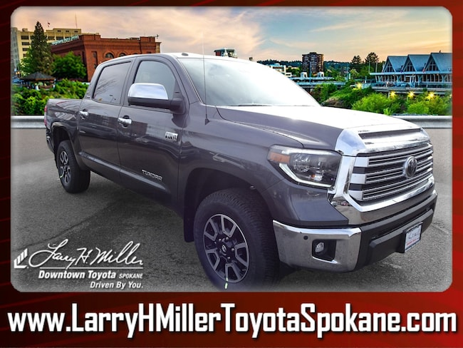New 2019 Toyota Tundra Limited 5.7L V8 Truck CrewMax for sale near you in Spokane, WA