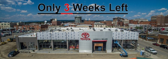 Larry H Miller Toyota Spokane >> The New Larry H Miller Downtown Toyota Dealership Coming