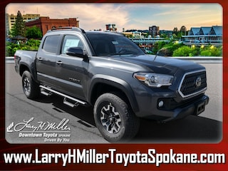 New 2019 Toyota Tacoma TRD Off Road V6 Truck Double Cab for sale near you in Spokane WA