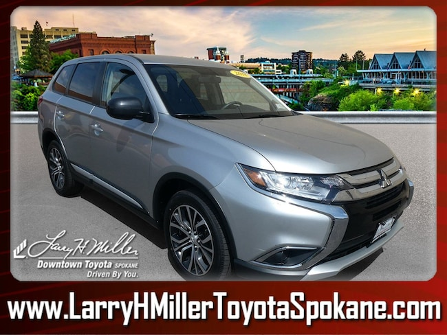 Used 2018 Mitsubishi Outlander CUV JA4AZ3A35JJ005348 for sale near you in Spokane, WA