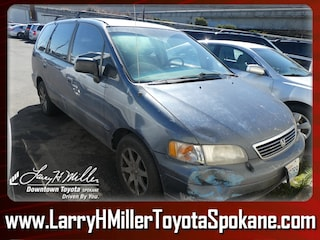 bargain pre-auction vehicles 1995 Honda Odyssey LX w/7 passenger Van JHMRA1861SC010152 for sale near you in Spokane, WA