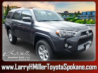 New 2019 Toyota 4Runner SR5 SUV for sale near you in Spokane, WA