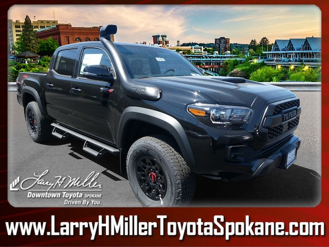 New 2019 Toyota Tacoma TRD Pro V6 Truck Double Cab for sale near you in Spokane, WA