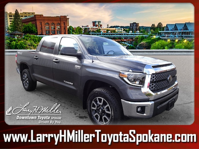 New 2019 Toyota Tundra Truck CrewMax for sale near you in Spokane, WA