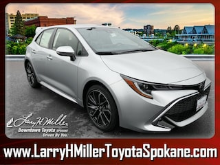 New 2019 Toyota Corolla Hatchback XSE Hatchback for sale near you in Spokane WA