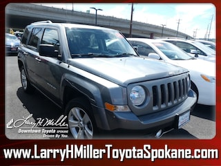 Used 2013 Jeep Patriot Limited SUV 1C4NJRCB7DD125810 for sale near you in Spokane WA