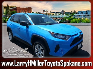 New 2019 Toyota RAV4 LE SUV for sale near you in Spokane WA