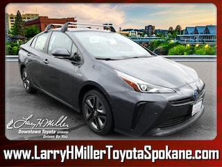 New 2019 Toyota Prius Limited Hatchback for sale near you in Spokane, WA