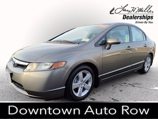 Bargain Used 2008 Honda Civic EX Sedan 1HGFA158X8L071231 for sale near you in Spokane, WA