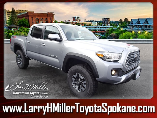 New 2019 Toyota Tacoma TRD Off Road V6 Truck Double Cab for sale near you in Spokane, WA