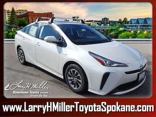 New 2019 Toyota Prius XLE Hatchback for sale near you in Spokane, WA