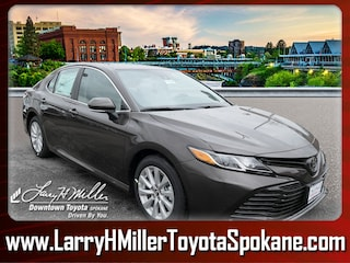 New 2019 Toyota Camry LE Sedan for sale near you in Spokane WA