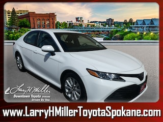 Certified Pre-Owned 2018 Toyota Camry Sedan 4T1B11HK7JU580970 for sale near you in Spokane, WA