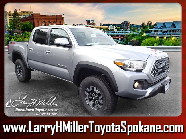 New 2019 Toyota Tacoma Truck Double Cab for sale near you in Spokane, WA