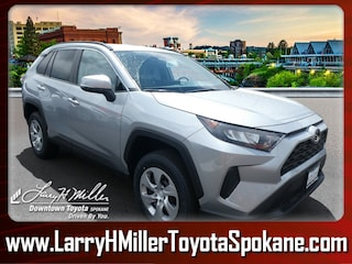 New 2019 Toyota RAV4 LE SUV for sale near you in Spokane, WA