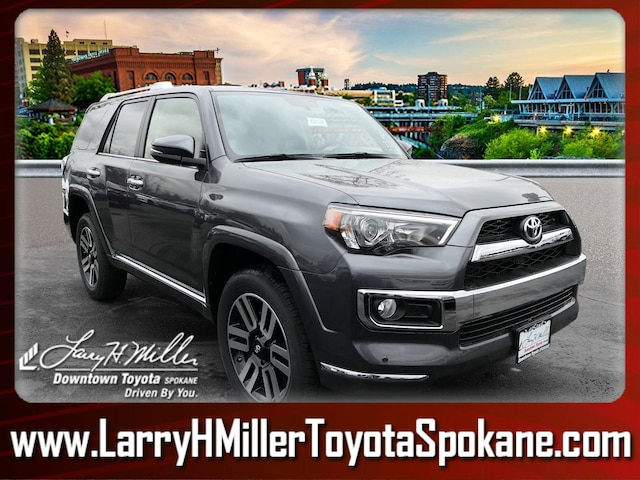 Toyota Four Runner For Sale >> New Toyota 4runner For Sale Lease Spokane Wa Toyota Dealership