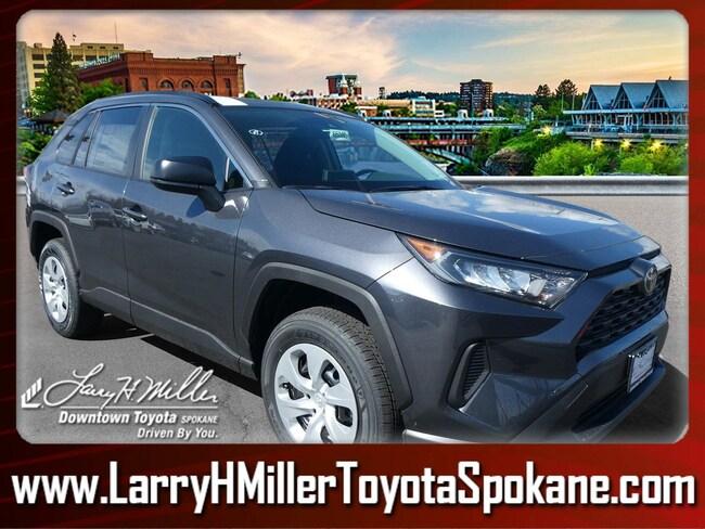New 2019 Toyota RAV4 LE SUV for sale near you in Spokane, WA