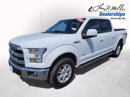 2016 Ford F-150 Truck SuperCrew Cab 1FTEW1EP3GKE67993