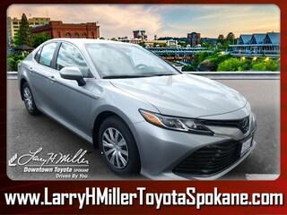 New 2019 Toyota Camry Hybrid LE Sedan for sale near you in Spokane, WA